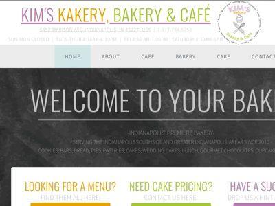 Kim's Kakery, Bakery & Cafe
