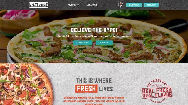Pizza Patron Inc.