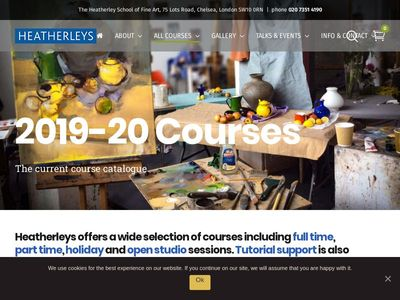 Thomas Heatherley Educational Trust Limited