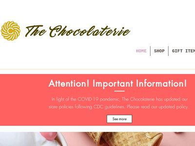 The Chocolaterie Corp.