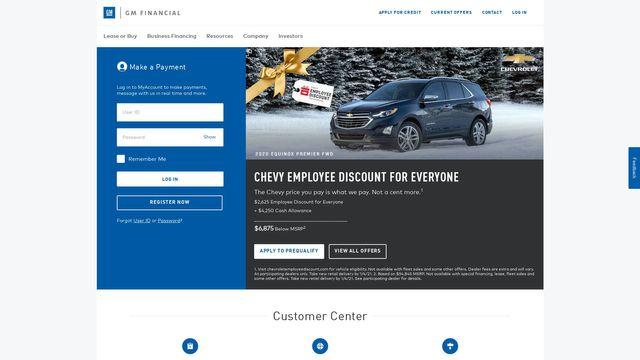 General Motors Financial Company, Inc.
