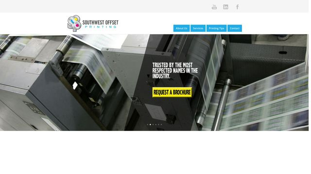 Southwest Offset Printing Co., Inc.