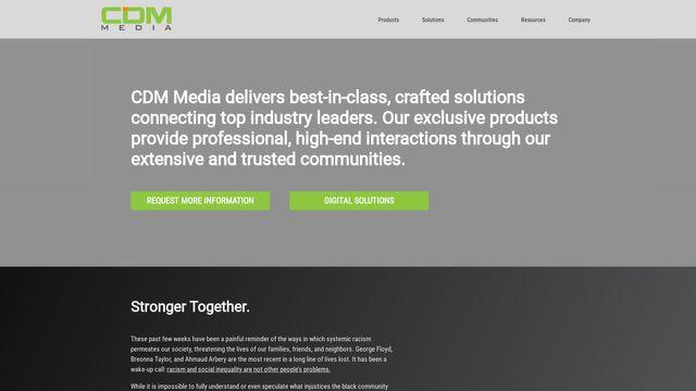 CDM Media, Inc.