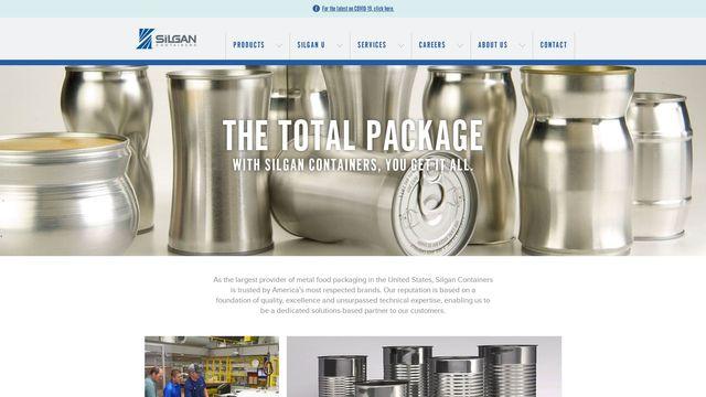 Silgan Containers LLC