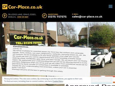 Car Place Ltd