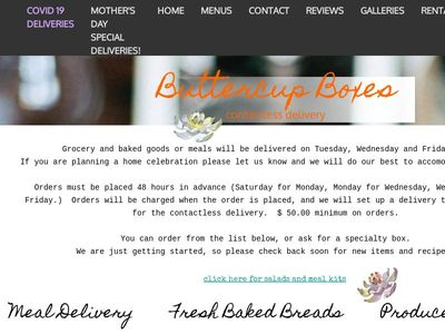 Buttercup Catering