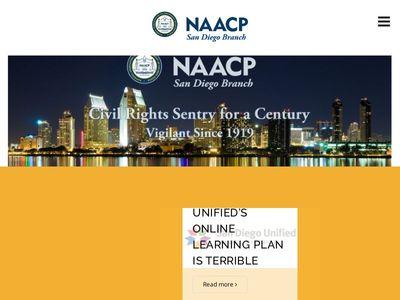 NAACP San Diego Branch