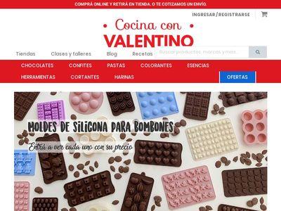 Valentino - Mercado pastelero