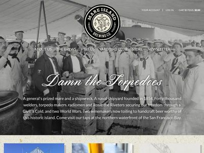Mare Island Brewing Co.