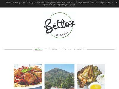 Betto's Bistro