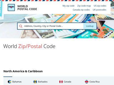 World Postal Code