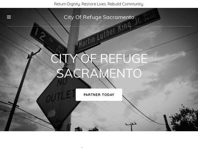 City Of Refuge Sacramento