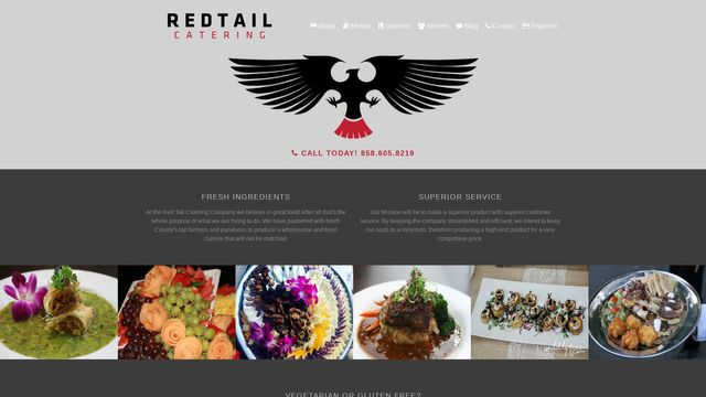 Red Tail Catering Company
