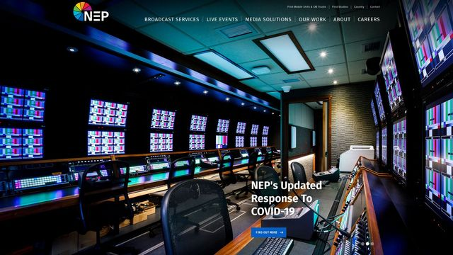 NEP Group, Inc.