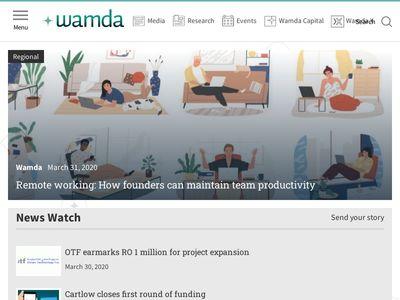 Wamda Seed Ltd.