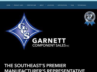 Garnett Component Sales, Inc.