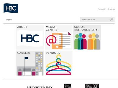 Hudson's Bay Company (HBC)