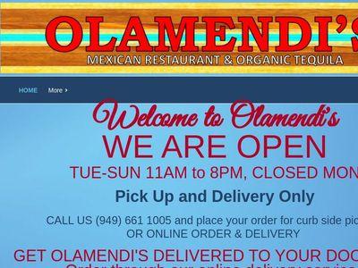 Olamendi's, Inc.