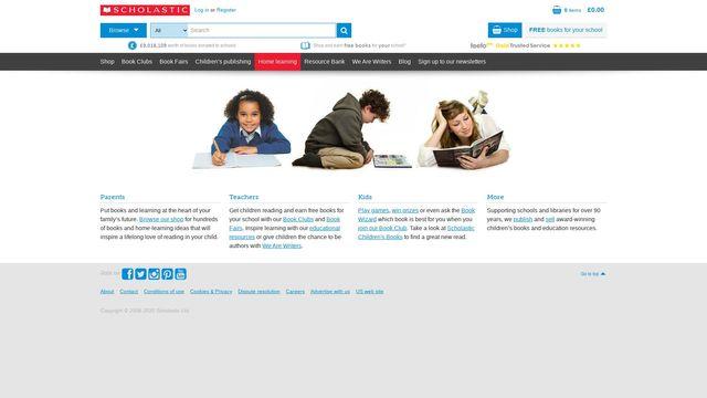 Scholastic Ltd.