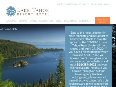 South Lake Tahoe Brewing Co.