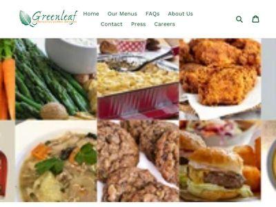 Greenleaf Platters