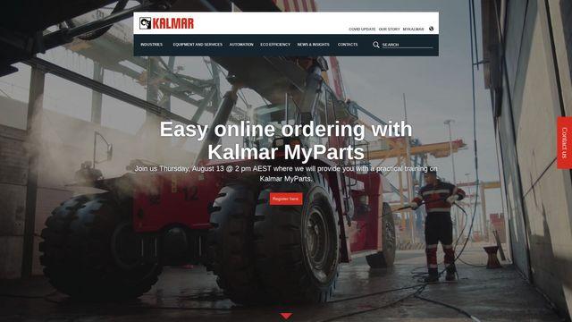 Kalmar Germany GmbH.