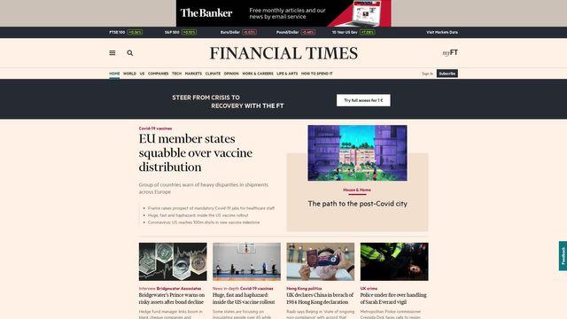 The Financial Times Ltd.