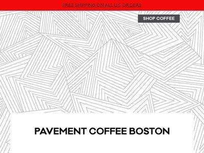Pavement Coffeehouse