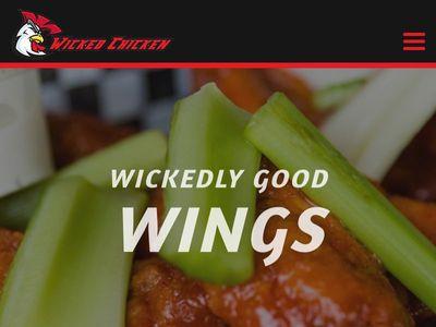 Wicked Chicken Wings