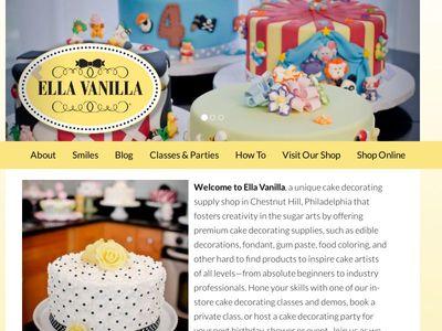 Ella Vanilla, LLC.