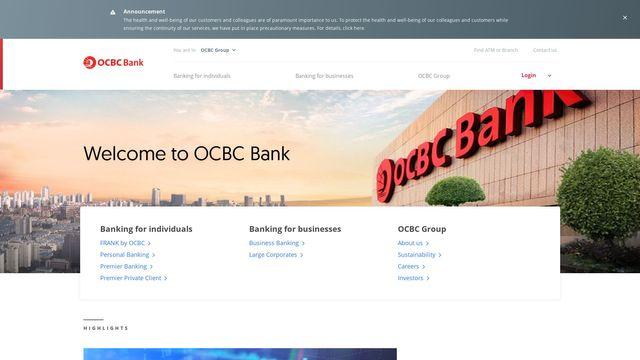 OCBC Bank Ltd