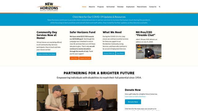 New Horizons, Inc.