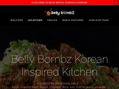 Belly Bombz Korean Inspired Kitchen