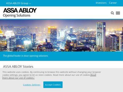 ASSA ABLOY(Thailand) Ltd