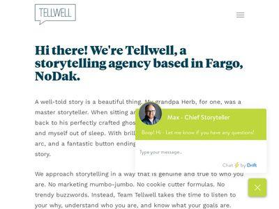 Tellwell Story Co.