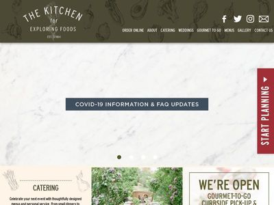 The Kitchen for Exploring Foods, LLC.