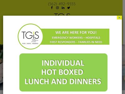 TGIS Catering Services, Inc.