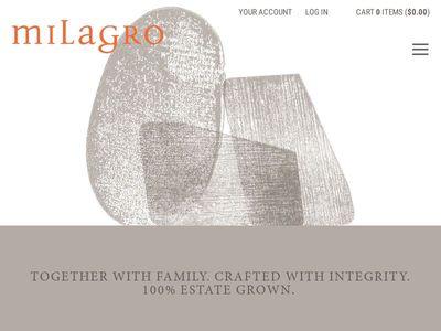 Milagro Farm Winery