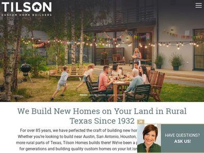 Tilson Home Corporation