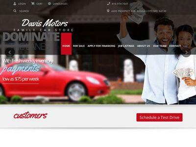 Davis Motors LLC
