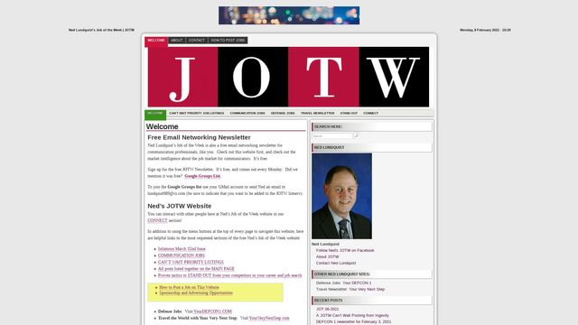 Job of the Week Network, LLC