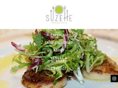 Catering & Events by Suzette