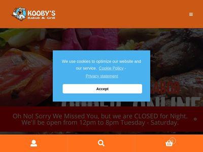 Koobys Med-American Grill