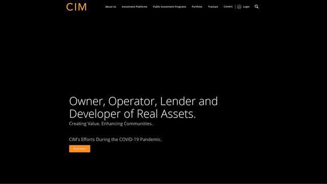 CIM Fund IX Cayman GP, Ltd.