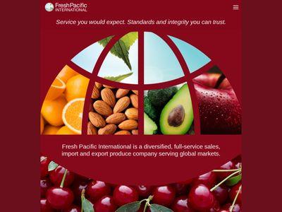 Fresh Pacific Fruit & Vegetable, Inc.