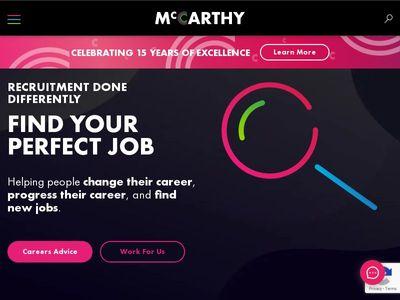 McCarthy Recruitment Ltd