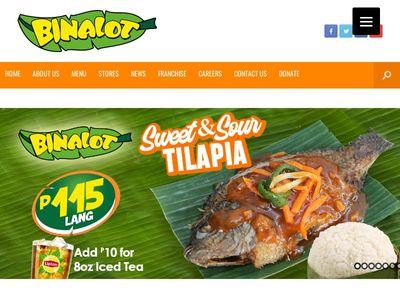 Binalot Fiesta Foods, Inc.