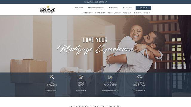 Envoy Mortgage, LTD.