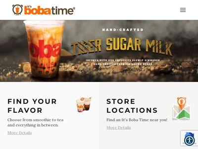 It's Boba Time, Inc.