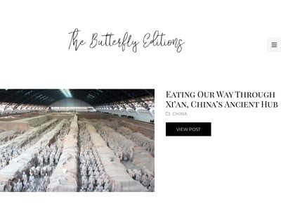 The Butterfly Editions